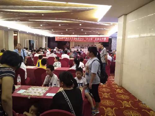 南平城區全民健身象棋公開賽在延圓滿落幕