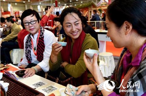 第十届海峡茶博会馆内活动精彩纷呈